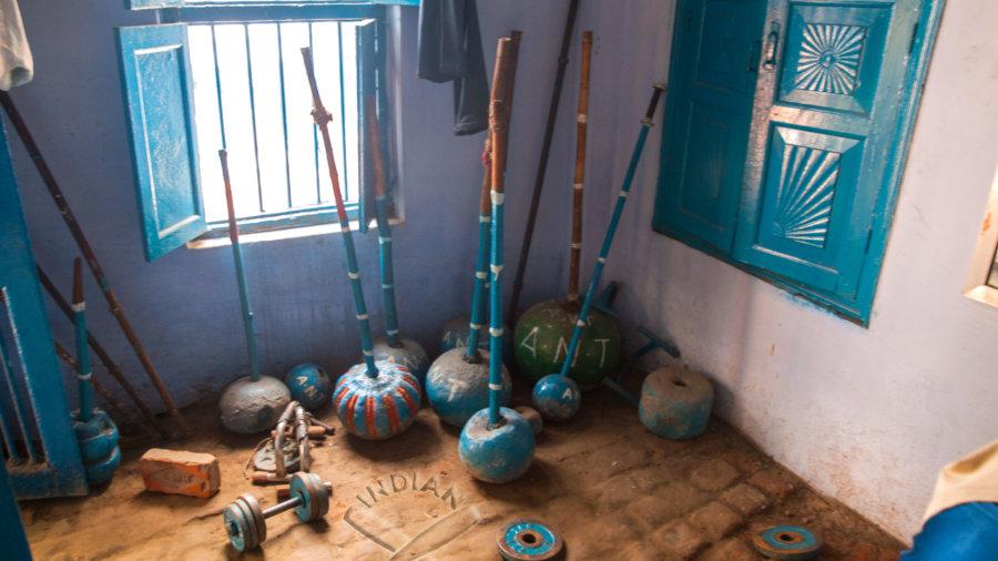 Gada - Mace Room