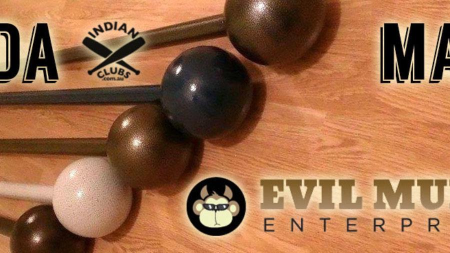 Evil Munky slider