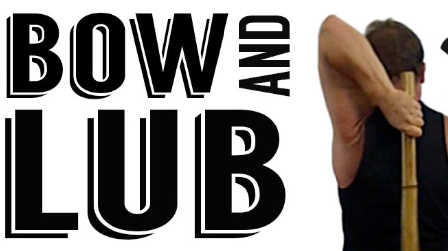 Indian Clubs Elbow and Club Slider