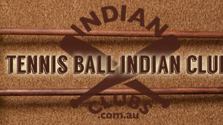 Tennis Ball Indian Clubs slider