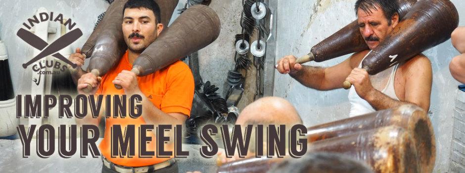Persian Yoga three ways of improving your Meel swinging slider