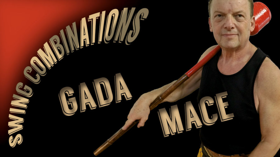 Gada Mace Swing Combinations