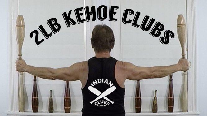 2lb Kehoe Clubs