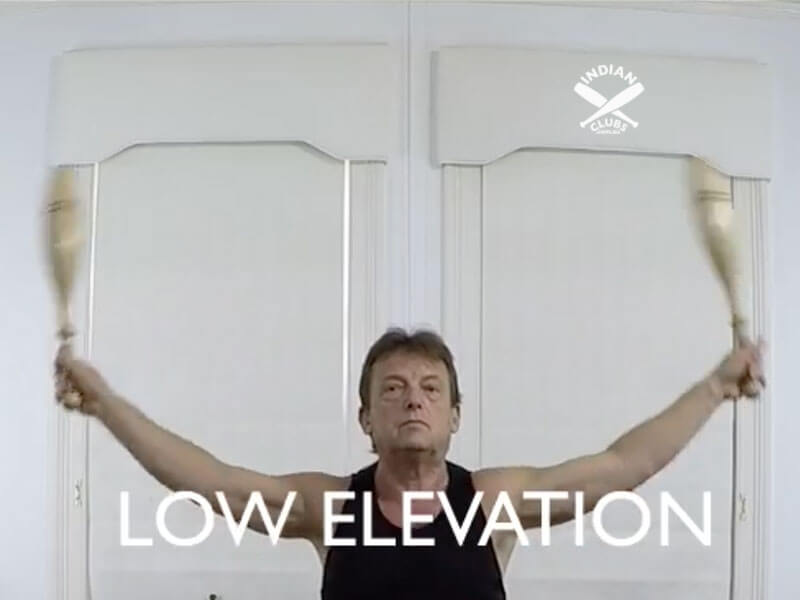 A common mistake and shoulder mobility low elevation