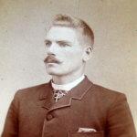 Homer W Crawford head and shoulders