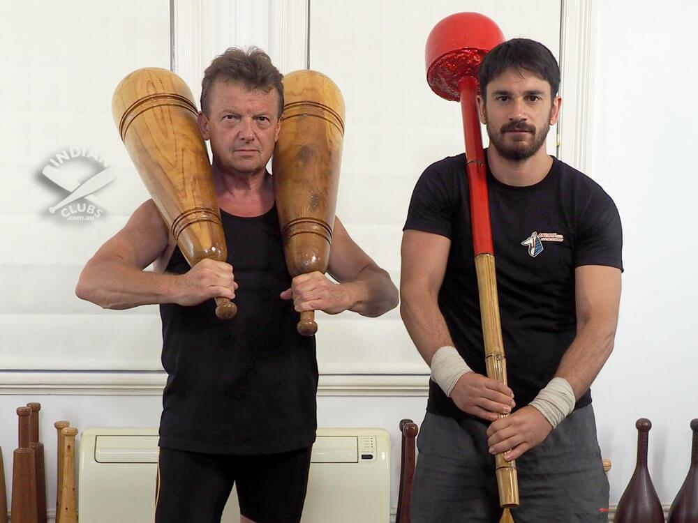 Marcus Quijas and Paul Taras Wolkowinski