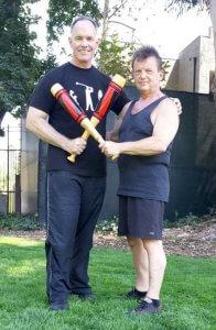 Rik Brown and Paul Taras Wolkowinski