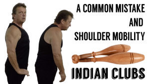 Common Mistake Shoulder Mobility
