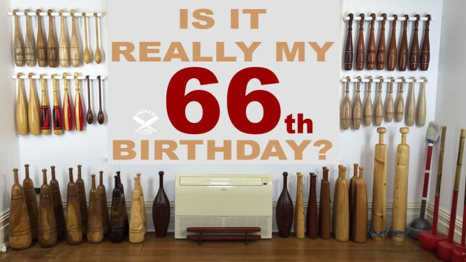 Is It Really My 66th Birthday