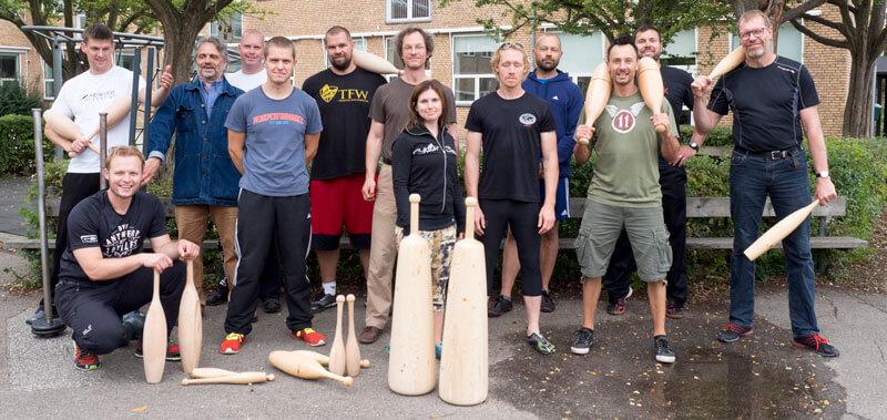 Thierry Sanchez Indian Clubs Workshop Søndenborg