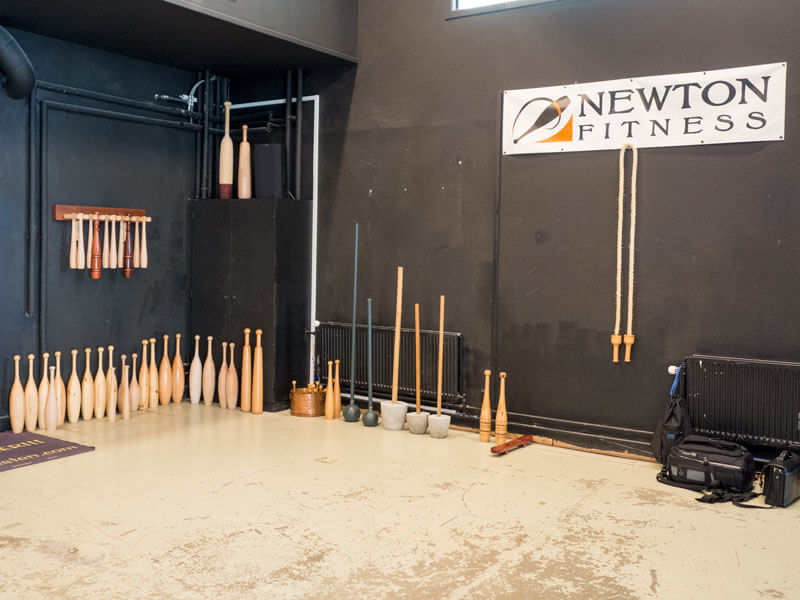 Newton Fitness APS Gym