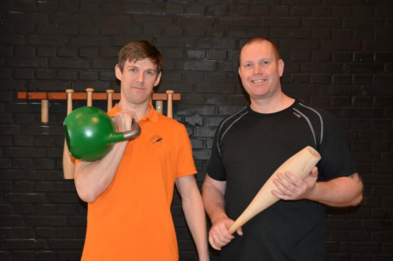 Newton Fitness APS Jakob Martin