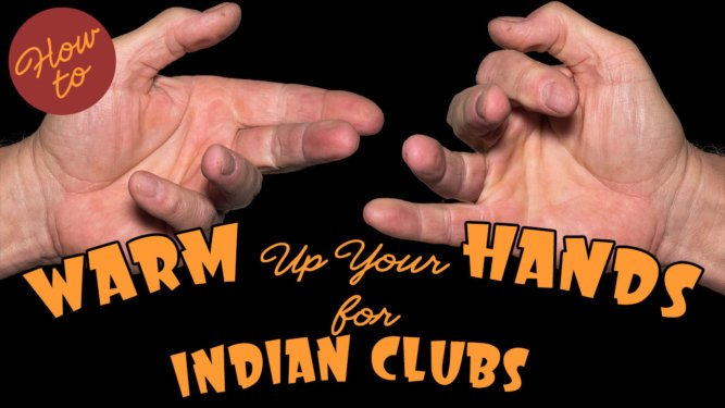 How to Warm Up Your Hands