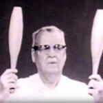 Hans Reuter 3 Indian Clubs