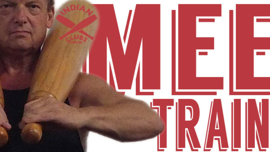 Meel Training with CJ3 Cobbett & Jenkin Clubs slider