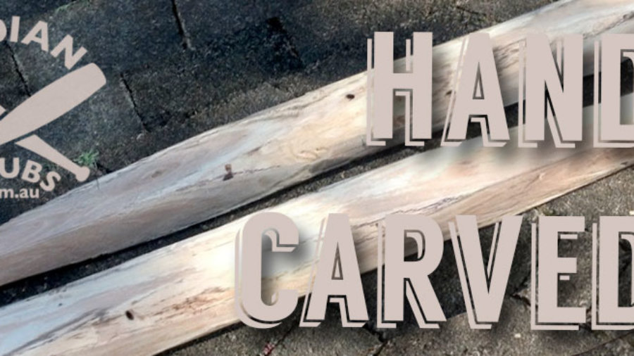 Hand Carved Torpedo Clubs slider