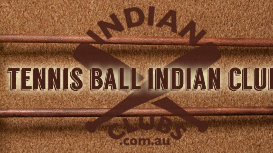 Tennis Ball Indian Clubs slider