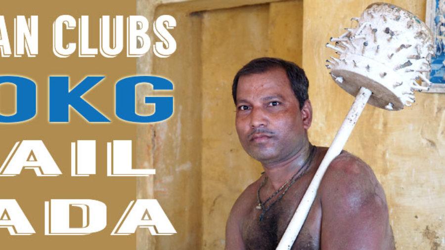 Nail Gada 40kg slider