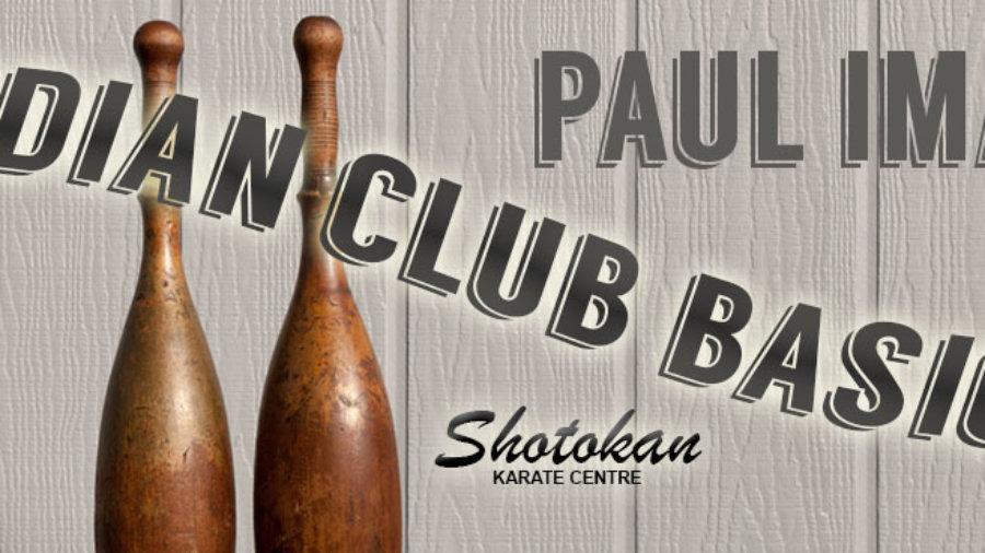 PAUL IMADA talks BASICS - Indian Clubs Slider