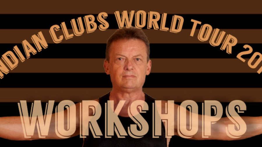 Indian Clubs World Tour 2015