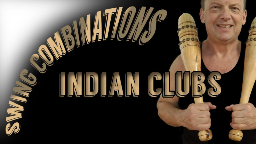 Indian Club Swing Combinations