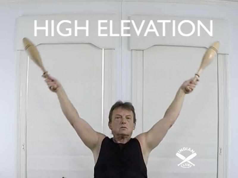 A common mistake and shoulder mobility high elevation