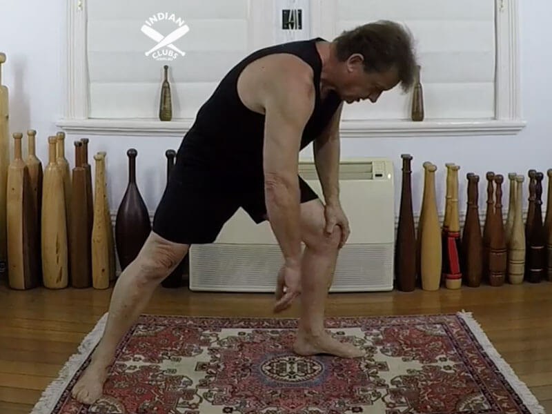 A common mistake and shoulder mobility Pendulum