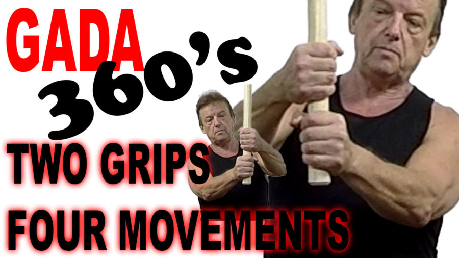 GADA | 360's Two Grips Four Movements