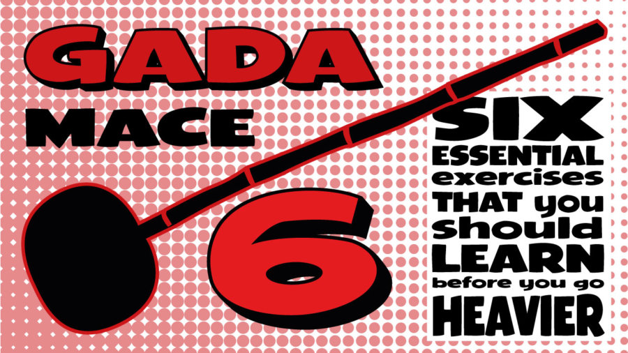 GADA Mace six essential exercises