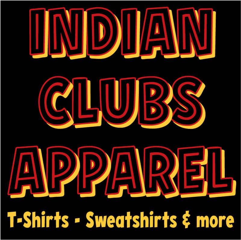 Indian Clubs Apparel