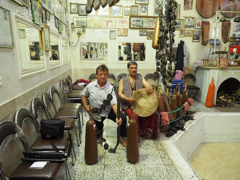 Indian Clubs Workshops