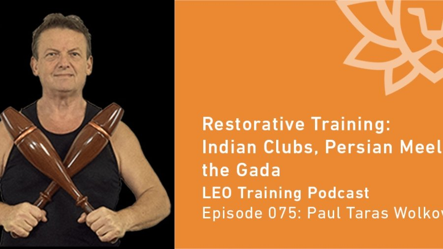 Leo Training Podcast