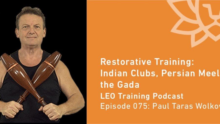 Leo Training Podcast