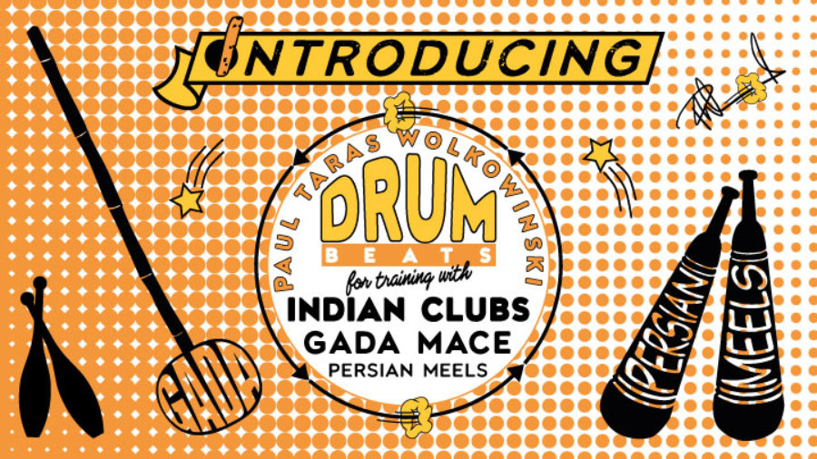Drum Beats Archives – INDIAN CLUBS and how to use them